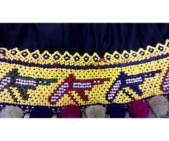 Tribal Kuchi Vintage Belt #1
