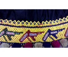 Tribal Kuchi Vintage Belt #1